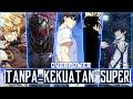 10 Anime Dengan Karakter Utama Overpower Tanpa Sebuah Kekuatan Super