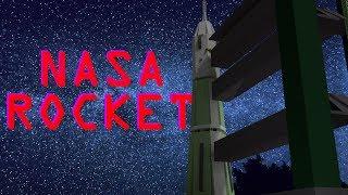 Roblox Script Showcase Episode#1100/Nasa Rocket