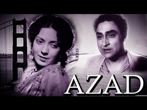 Azad (1940) - Full Movie - Old Classics