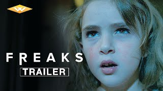 FREAKS (2019) Official Trailer | Sci-fi Horror | Emile Hirsch, Grace Park, Bruce Dern