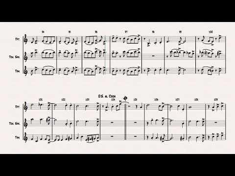 Autumn Leaves - Jazz Classic - Les feuilles mortes - Trio