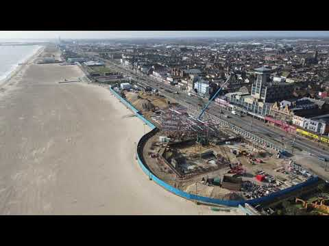 Great Yarmouth New marine Centre 2021