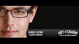 Repeat youtube video Gabriel Wyner | Fluent Forever: How To Learn And Remember Languages - The Art of Charm Podcast #316