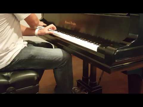 "MOST BEAUTIFUL PIANO SONG YOU'VE NEVER HEARD - ""Redemption"""