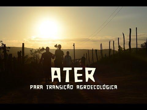 FILME ATER PARA TRANSIÇÃO AGROECOLÓGICA [HD]