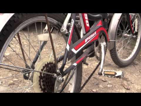 Велосипед детский разборный Stels