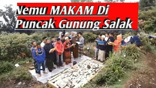 Download Video NEMU MAKAM DI PUNCAK MANIK SALAK 1. 2211 mdpl #Vlog 28 MP3 3GP MP4