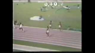 400m.(WR)1968 Olympic Games,Mexico City