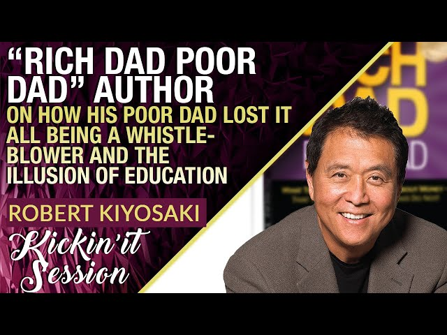​ @The Rich Dad Channel  Roberty Kiyosaki On How His Poor Dad Lost It All Being A Whistleblower