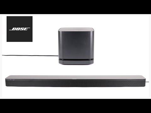 Bose SoundTouch Soundbar System - Unboxing + Setup