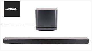 Bose SoundTouch Soundbar System – Unboxing + Setup