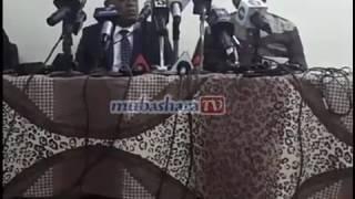 Taarifa Kamati ya Nape  Makonda