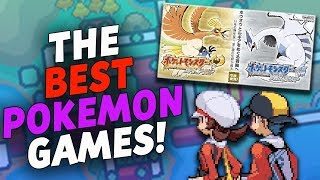 Why Heart Gold & Soul Silver Are The BEST Pokemon Games! (Pokemon Heart Gold and Soul Silver)