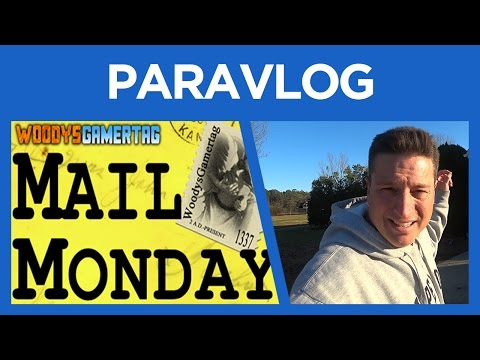 Mail Monday Paravlog - Dating A Rape Victim