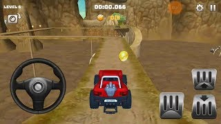 Mountain Climb 4x4 Android Gameplay