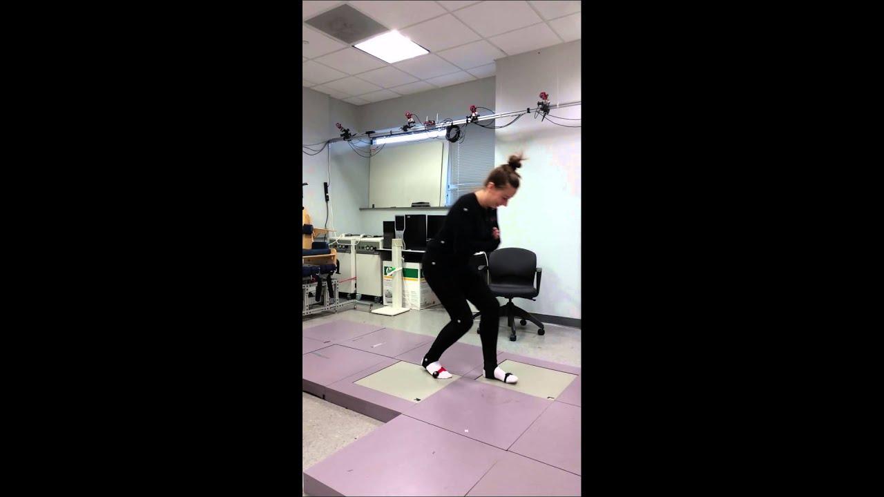Crouch gait - YouTube