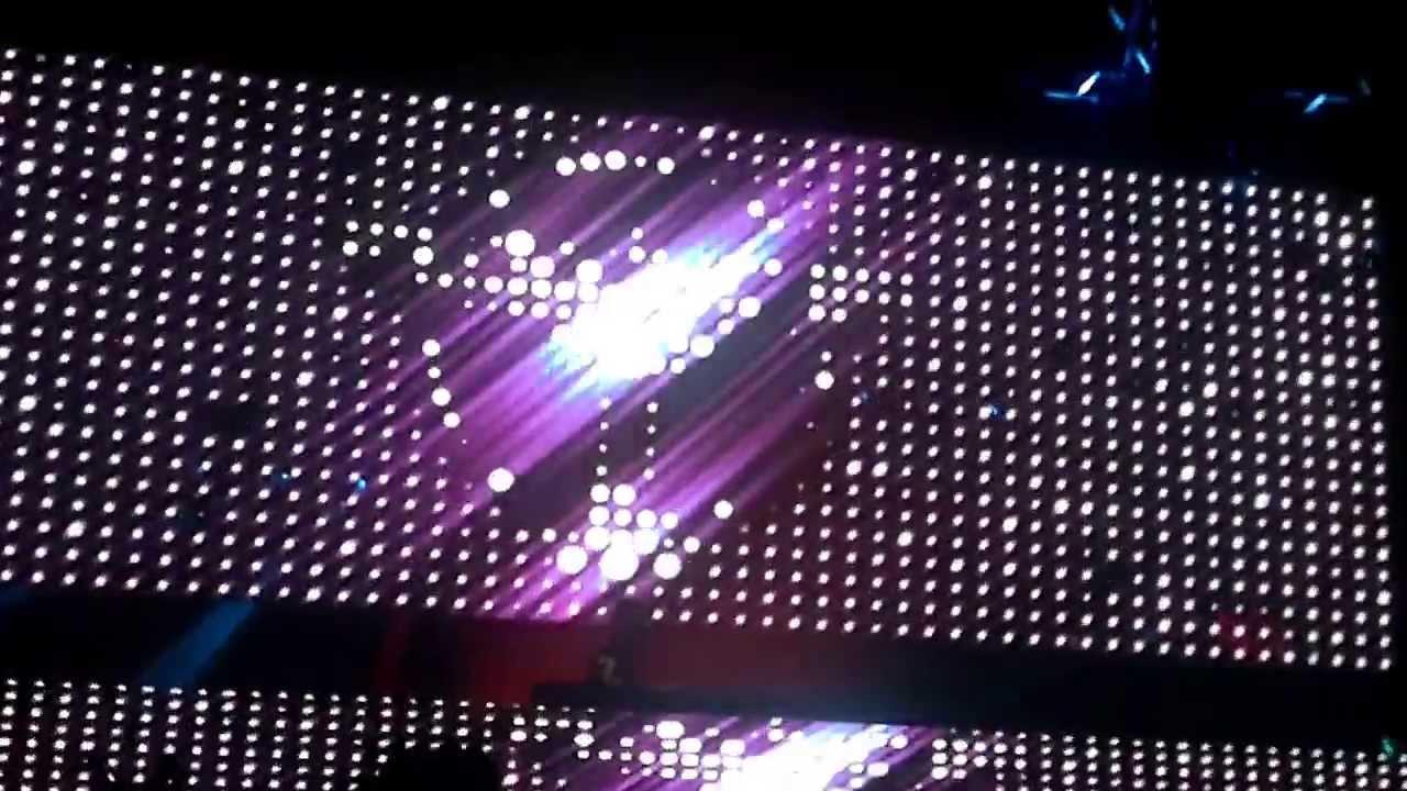Tiësto - Arena Ciudad De México - 17/05/2013