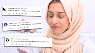 READING TERRORIST COMMENTS