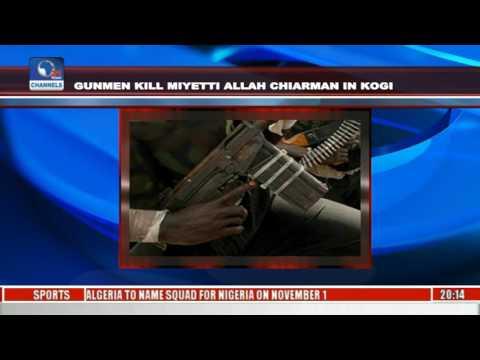 Gunmen Kill Kogi Chairman Of Miyetti Allah, Ibrahim Abubakar