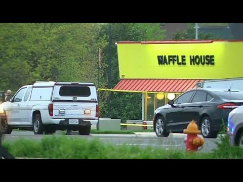 euronews (in English): Tennessee shooter on the run after killing four at Waffle House