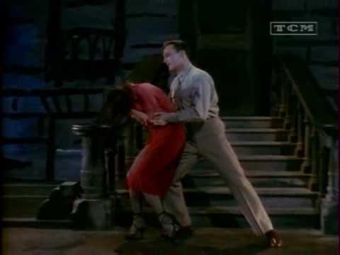 INVITATION TO THE  DANCE. Tamara Toumanova  and Gene Kelly