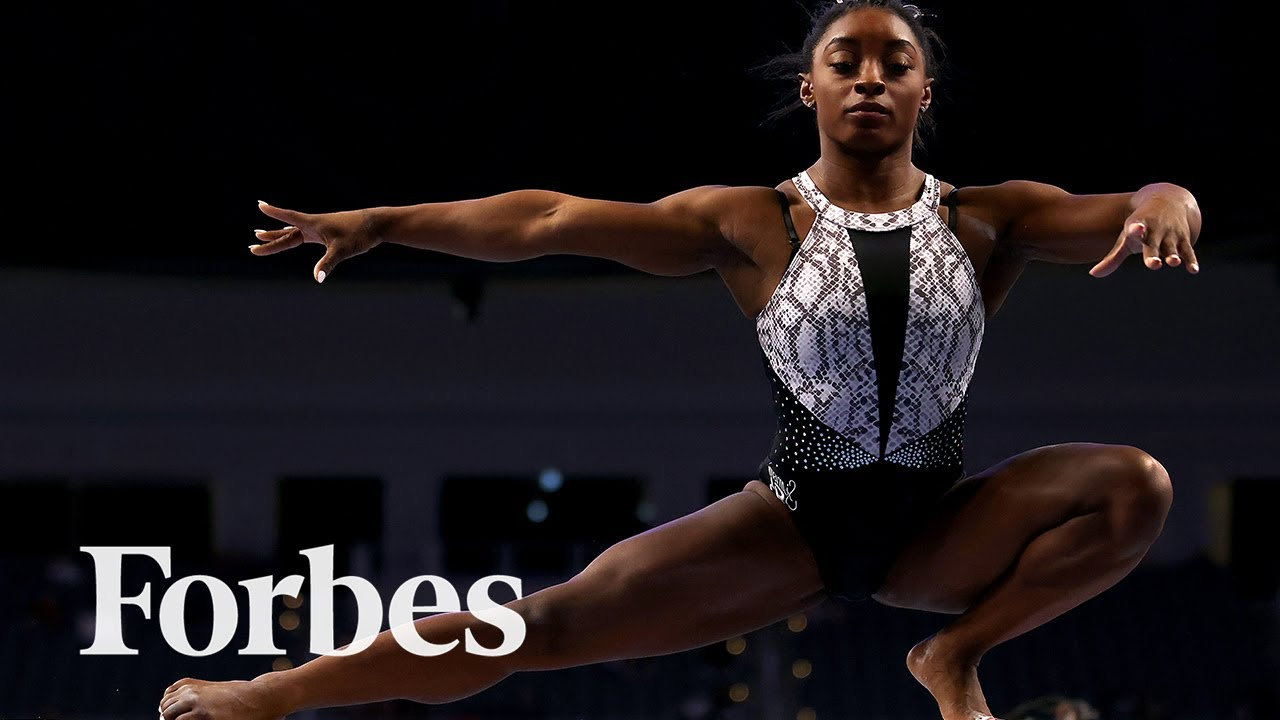 Simone Biles On How She Handles Hate And Negativity | Forbes