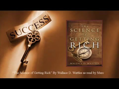 'The Science of Getting Rich' Audiobook by Wallace D Wattles as read by Marc