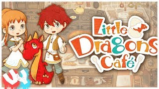 "OMG SO CUTE ""Little Dragons Cafe"""