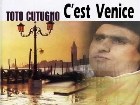 Toto Cutugno - C'est Venice (karaoke - fair use)