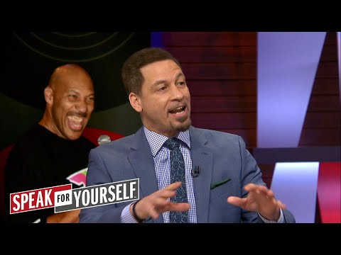 Chris Broussard reacts to Charles Barkley calling LaVar Ball a bad parent   SPEAK FOR YOURSELF