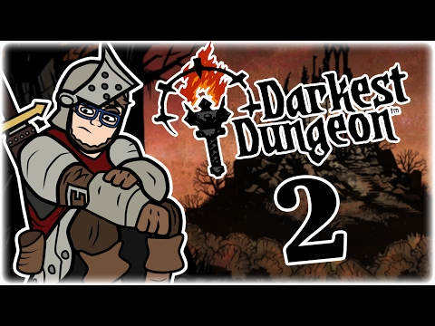 The Ruins | Part 2 | Let's Play Darkest Dungeon: Radiant Mode | Radiant Mode Gameplay