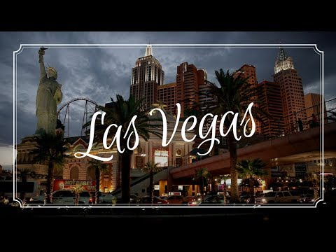 Las Vegas Nevada Travel Guide  Must See Attraction