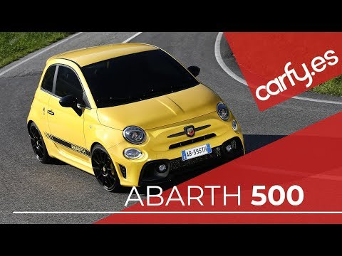 ABARTH 500 | Ficha técnica - Review ✅