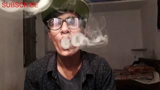 How to smoke cigarette