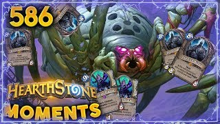 Hadronox High Priest Viable?? | Hearthstone Daily Moments Ep. 586