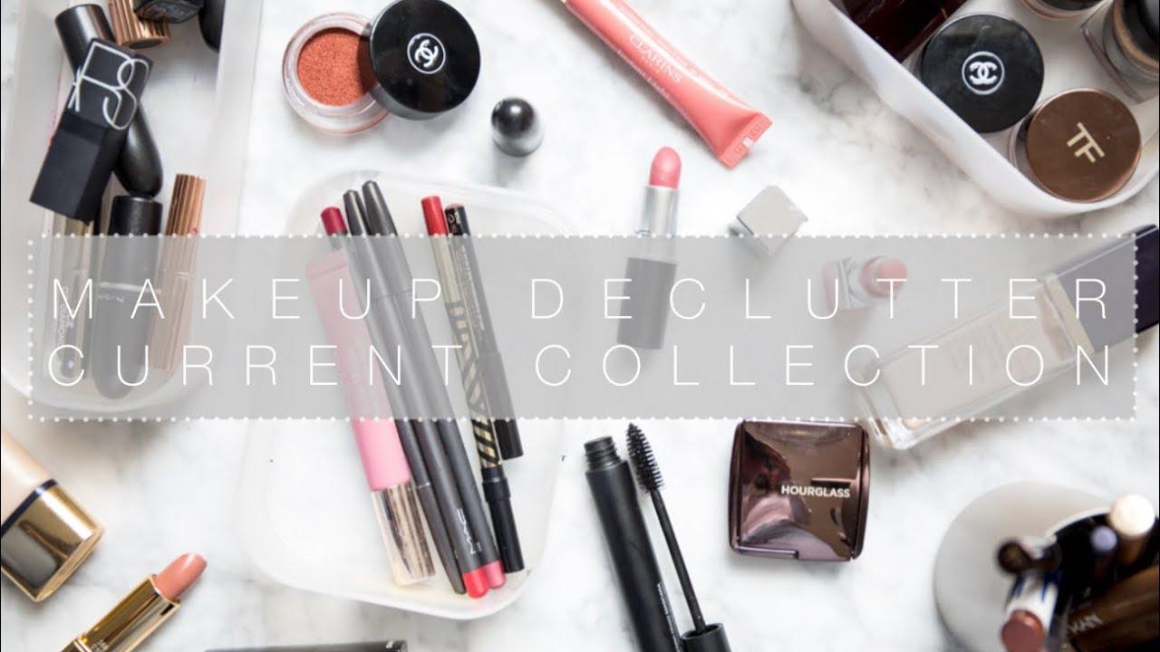 A Makeup Declutter Tips Cur Collection Viviannadoesmakeup You