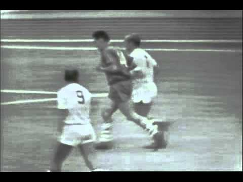 Olympic Football 1964 Czechoslovakia - GDR 20 October 1964 2nd half