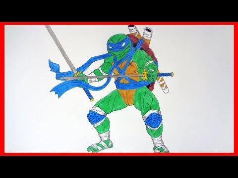Как нарисовать Лего Ниндзя Го