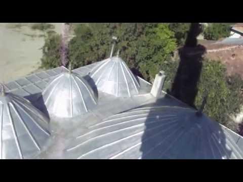 Boyabat Çaltu Köyü Minareden Çekim Video