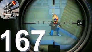 Sniper 3D Gun Shooter: Free Elite Shooting Games - Gameplay Walkthrough Part 167 (Android, iOS)
