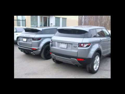 Range Rover Evoque Tuning by Caractere Exclusive - YouTube