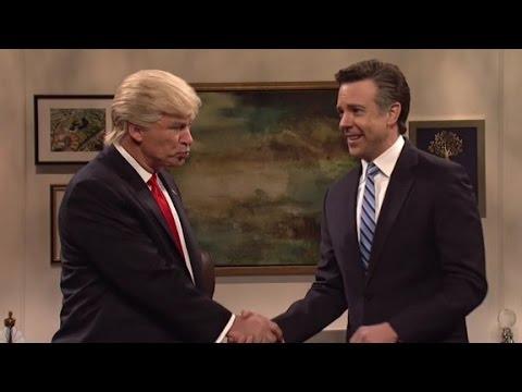 Alec Baldwin returns as Trump on 'SNL'