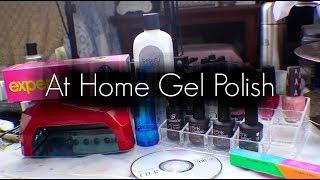 At Home Gel Polish