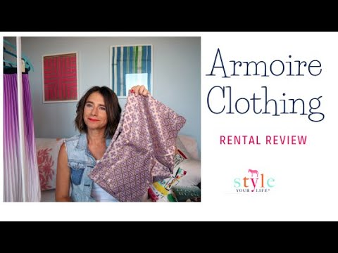 Armoire Rental Clothing Review By Personal Wardrobe Stylist
