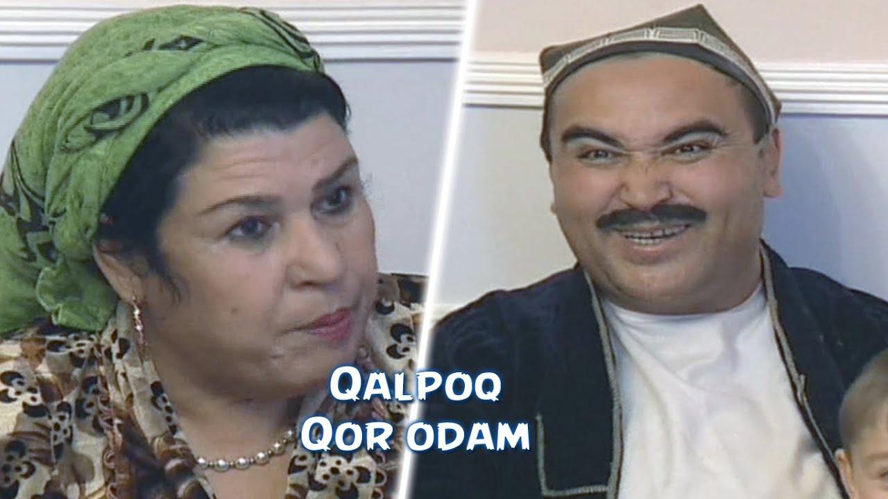Qalpoq - Qor odam   Калпок - Кор одам (hajviy ko'rsatuv)
