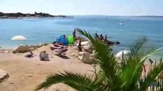 Camping Simuni   island Pag Croatia