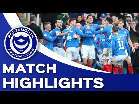 Highlights: Portsmouth 2-0 Sunderland