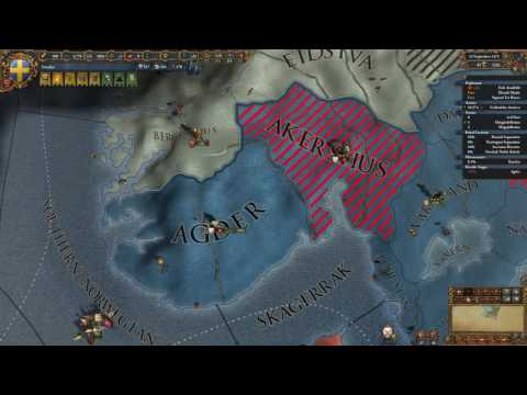 Europa Universalis 4 - Sweden is not OP AGAIN! Ep8