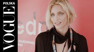 Anja Rubik o nowej odsłonie kampanii #sexedpl