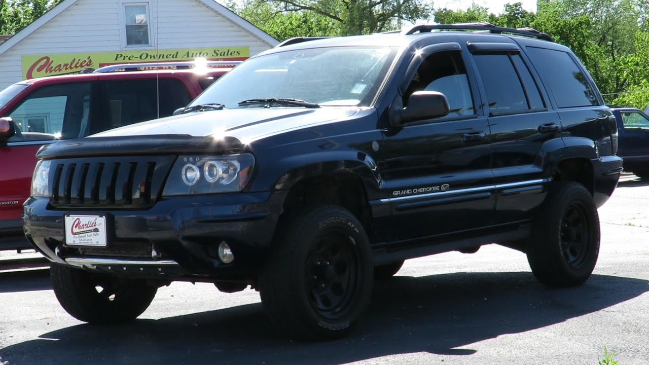 2004 jeep grand cherokee overland 4x4 start up cinematic tour youtube. Black Bedroom Furniture Sets. Home Design Ideas
